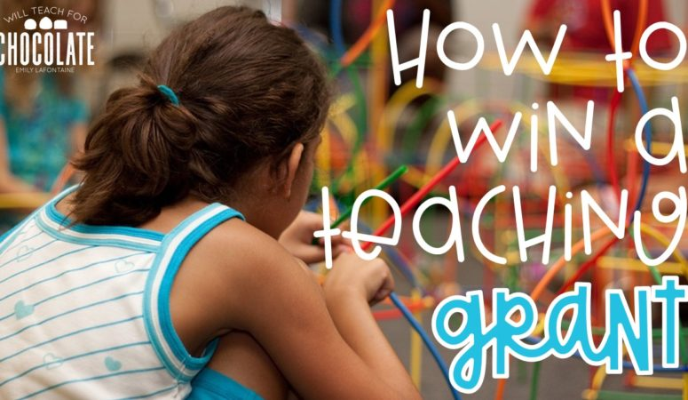 How to Win a Teaching Grant